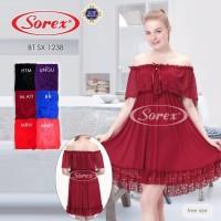 Baju Tidur Sexy Sorex SX1238 - Lingerie Sexy SX 1238