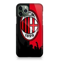 Hard Case Casing AC Milan 12 For iPhone 11 I 11 Pro I 11 Pro Max