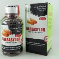 Habbasyi Oil 100 Kapsul