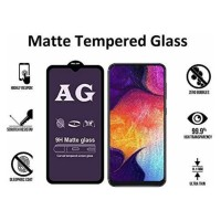 Samsung A30 A50 A50s Anti Glare 9H Matte Tempered Glass Full Protect