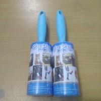 Rol Pembersih Bulu Hewan/Jo-jo Lint Roller/Rol Perekat Bulu Anjing Kuc
