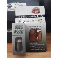 Super Green Plus JK7 Obat Herbal Cantengan Jamur Kuku Herpes Jengger A
