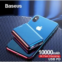 BASEUS Power Bank Powerbank Fast Charging Mini PD 3A 15W 10000mAh