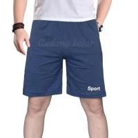 Celana pendek pria polos/Celana pendek santai - Spt1