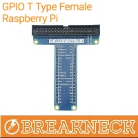GPIO T Expansion Raspberry Pi