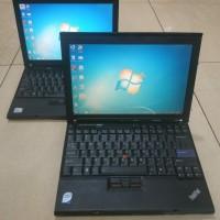 Laptop Lenovo Thinkpad X200 ram 2gb Hardisk 160gb Murah Bagus