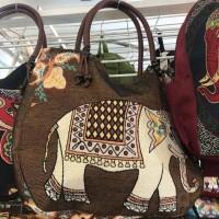 ORIGINAL! Tas Rajut THAILAND Shoulder Bag
