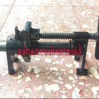 Klem Pipa Kaki Bessey - Adjustable Pipe clamp heavy duty ¾ inch