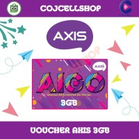 Voucher Axis 3gb
