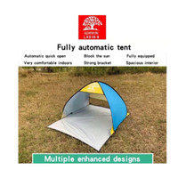 Tenda Piknik Pantai Camping Kemping Anak Buka Otomatis 2 orang 018-9