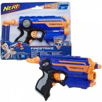Nerf Elite Firestrike Original / Kado Mainan Anak Nerf Gun Elite