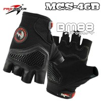 Glove ProBiker MCS-46B Half - Sarung Tangan ProBiker Motor - Gloves