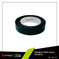 Double Tape Foam Hijau 1x5 m / Double Tape Busa Hijau 5 Meter Nankai