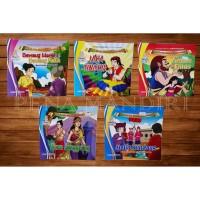Cerita Rakyat Nusantara / Buku Anak Bilingual