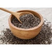 Black Chia seed organic mexico, 250 Gr
