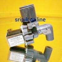 selenoid water inlet valve mesin cuci electrolux sharp sanken dll