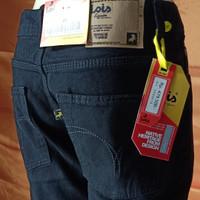 celana jeans hitam pria - Hitam