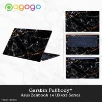 Garskin Laptop Sticker Asus Zenbook 14 UX433 UX433F UX433FA UX433FN FB