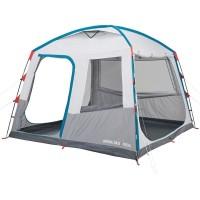 Tenda Arpenaz base L tenda camping ceria tenda beregu tenda keluarga
