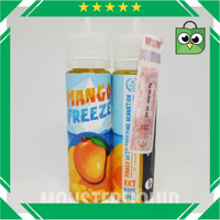 Unik MANGO FREEZE BY JUICE CARTEL 60ML 3MG -PREMIUM E LIQUID- Murah