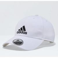 Topi Adidas six panel cap white Original