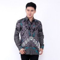 Kemeja Batik Pria Lengan Panjang Murah Baju Batik Pria Batik Pria