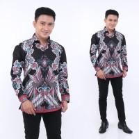 Kemeja Batik Pria Lengan Panjang Murah Baju Batik Pria Kemeja Pria 2