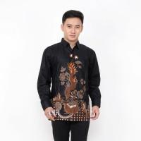 Kemeja Batik Pria Lengan Panjang Murah Baju Batik Pria Kemeja Pria 4