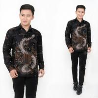 Kemeja Batik Pria Lengan Panjang Murah Pekalongan Batik Pria Modern