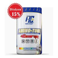 Ronnie Coleman Amino Tone + Energy 450 gr | Suplemen Fitness