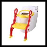 PROMO BABY SAFE LADDER STEP POTTY/TOILET TRAINING/TANGGA KLOSET ANAK