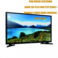 SHARP LED TV 32 INCH TYPE 32BA21 GARANSI 5 TAHUN