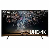LED TV SAMSUNG 55INCH CURVE UA55RU7300KPXD SMART 4K UHD