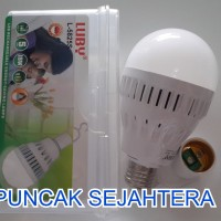 Lampu LED Luby emergency 15w 15 watt