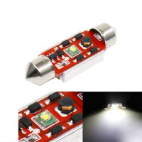 Lampu LED Kabin Plafon Mobil - Festoon CANBUS 1 SMD Cree Model A
