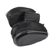 Ih 36-58L Sepeda Motor Pannier Side Bags Bagasi SaddleBags W /