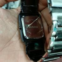 jam tangan rado jubile quartz stainles steel classic