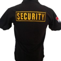 Polo Shirt Paling Murah Security - Kaos Kerah - Shirt Pria - Polo T