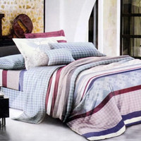 New Trend! Krishome Selimut Bed Cover Df120823aa1 150 x 210 cm