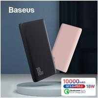 BASEUS THIN POWER BANK QUICK CHARGE PD+QC 10.000MAH 18W