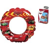 Pelampung Ban Renang Anak Bulat Cars Intex Mobil Car Swim Ring