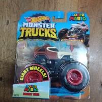Hotwheels Monster Trucks Super Mario