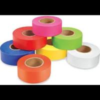 """Flagging Tape Pita Survey Safe T 1"""" x 50 Meter"""