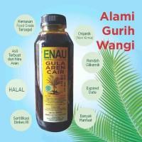Gula Aren Cair organik ENAU 100% murni nira Aren