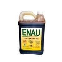 Gula Aren Cair organik ENAU 100% murni nira Aren kemasan 5 Liter