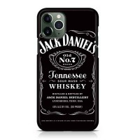 Hard Case Casing Jack Daniels S For iPhone 11 - 11 Pro - 11 Pro Max