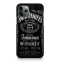 Hard Case Casing Jack Daniels D For iPhone 11 - 11 Pro - 11 Pro Max