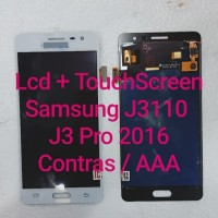 Lcd + TouchScreen Samsung J3110 / J3 Pro 2016 Contras (AAA)