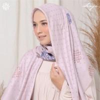 ALRAMZ SERIES NO.5 / SENJASCARF / Hijab Voal Printing Premium