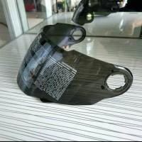 Visor dark hitam original helm Zeus 811